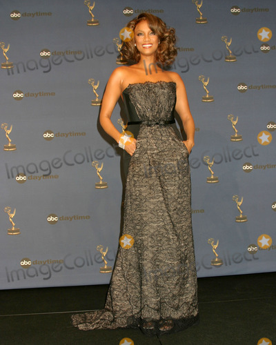Tyra Banks Awards: Pictures From 33rd Daytime Emmy Awards