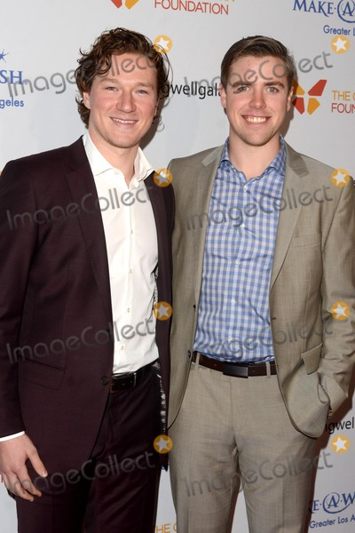 Photo - LOS ANGELES - DEC 7  Tanner Pearson Tyler Toffoli at the  at the  at Hollywood Palladium on December 7 2016 in Los Angeles CA