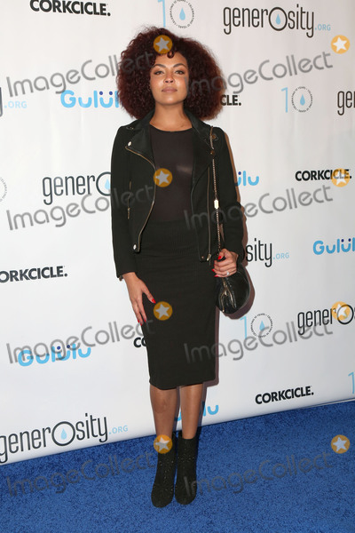 Photo - LOS ANGELES - MAR 21  Ashley Everett at the Generosityorg Fundraiser For World Water Day at the Montage Hotel on March 21 2017 in Beverly Hills CA