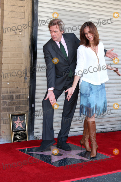 Photos From Hugh LaurieHollywood Walk of Fame Star Ceremony