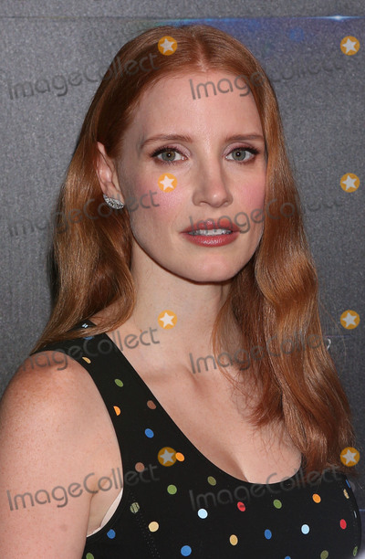 Photo - Photo by REWestcomstarmaxinccomSTAR MAXCopyright 2017ALL RIGHTS RESERVEDTelephoneFax (212) 995-119632817Jessica Chastain at the STX Films presentation of The State Of The Industry Past Present And Future during CinemaCon 2017 at Caesars Palace(Las Vegas Nevada)
