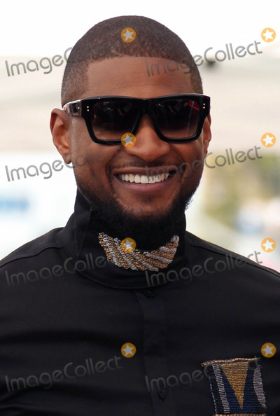 Photos From Usher receives his star on The Hollywood Walk of Fame