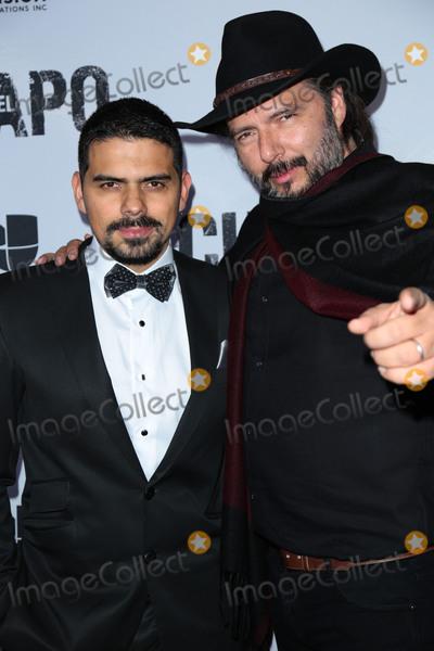 Alejandro Aguilar,Rodrigo Abed Photo - El Chapo premiere in Los Angeles CA