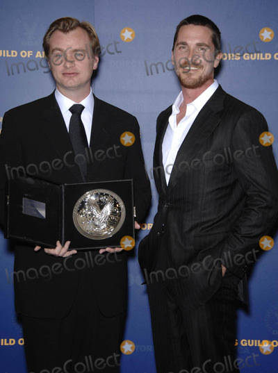 Christian Bale,Christopher Nolan Photo - 61st annual dga awards (Los Angeles CA)