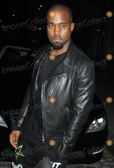 Kanye West Photos - Photo by KGC-146starmaxinccomSTAR MAX2012ALL RIGHTS RESERVEDTelephoneFax (212) 995-1196102412Kanye West at a cocktail party at the Versace Boutique(NYC)US syndication only