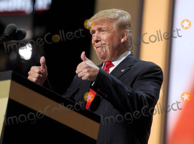 Photos From Day 4 of The Republican National Convention