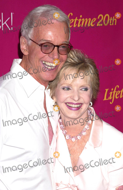 Florence Henderson and husband
