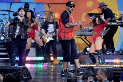 Photos From Flo Rida at Good Morning America's Concert Series