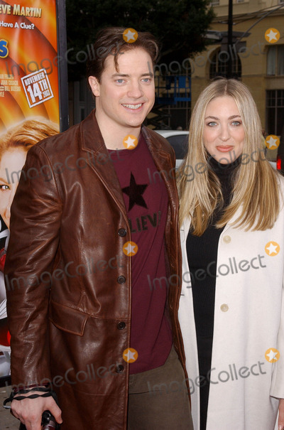 Afton Fraser Photo - Photo by Lee Rothstarmaxinccom2003110903Brendan Fraser and wife Afton Fraser at the world premiere of Looney Tunes Back In Action(Hollywood CA)