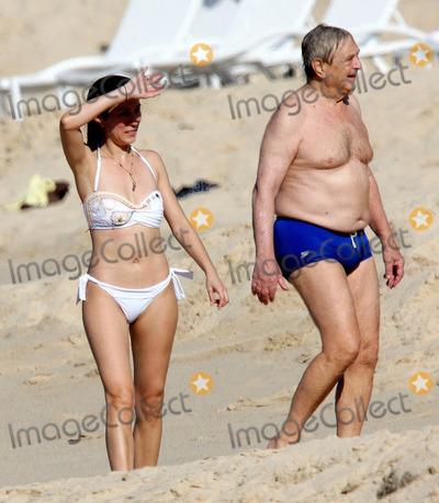 George Soros Photo - George Soros and girlfriend on vacation (St Barts) 122109