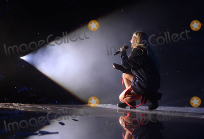 Photo - Photo by DPAADstarmaxinccomSTAR MAX2016ALL RIGHTS RESERVEDTelephoneFax (212) 995-119612416Ellie Goulding at the Capital FM Jingle Bell Ball 2016 at The O2 Arena in London England