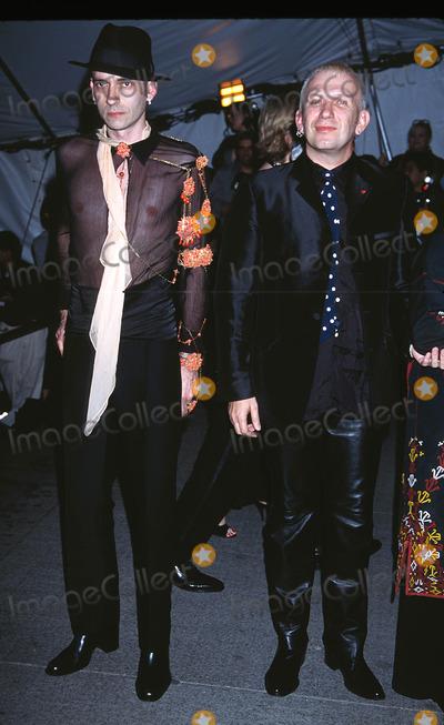 Jean Paul Gaultier with Single