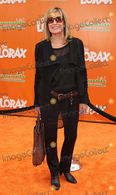 RES,The Lorax,Linda Gray Photo - Dr Seuss The Lorax Premiere