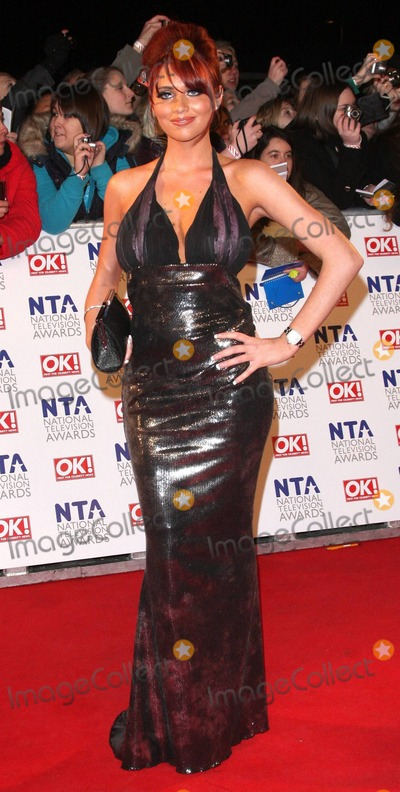 Amy Childs Photo - National TV Awards