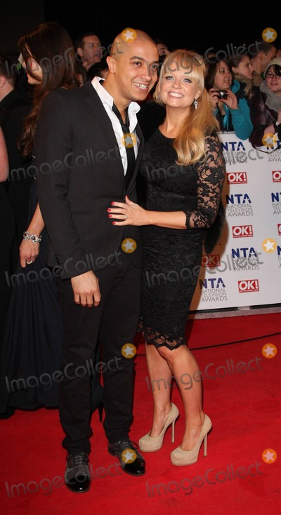 Jade Jones,Emma Bunton Photo - National TV Awards