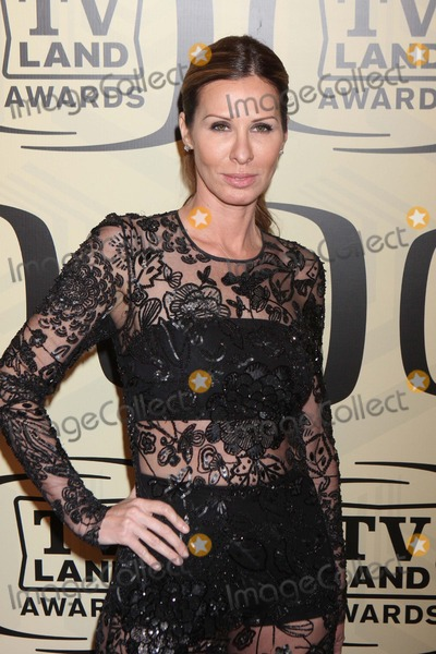 Carole Radziwill Photos - Carole Radziwill From the Real Housewives of New York City Arriving at the 10th Anniversary Tv Land Awards at the Lexington Avenue Armory in New York City on 04-14-2012 Photo by Henry Mcgee-Globe Photos Inc 2012