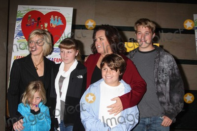 Kelly ODonnell Photo - Rosie ODonnell Kelli kids4888JPGNYC  011910Rosie ODonnell with former partner Kelli ODonnell and their 4 kids Parker ODonnell (14 12 years old) Chelsea ODonnell (12 12) Blake ODonnell (9 years old) and Vivienne ODonnell (7 years old) at a screening of her new HBO documentary A Family Is a Family Is a Family A Rosie ODonnell Celebration at the HBO officesDigital Photo by Adam Nemser-PHOTOlinknet
