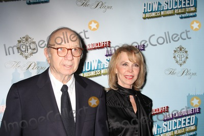 Elaine Joyce Photo - New York City  27th March 2011Neil Simon and wife Elaine Joyce at the opening night party for the new Broadway play How To Succeed In Business Without Really Trying at the Plaza HitelPhoto by Adam Nemser-PHOTOlinknet