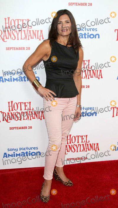 Michelle Murdocca Photo - September 22 2012 LAMichelle Murdocca at the premiere of Hotel Transylvania on September 22 2012  in Los Angeles