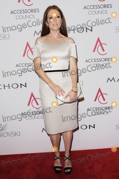 Julianne Moore Photo - November 5 2012 New York City  Julianne Moore attends the 16th Annual ACE Awards presented by the Accessories Council at Cipriani 42nd Street on November 5 2012 in New York City