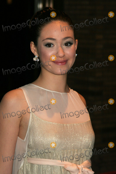 Emmy Rossum Photo - GLAMOUR MAGAZINE HONORS THE 2006 WOMEN OF THE YEAR
