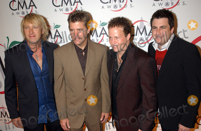 Dean Sams Photo - Keech Rainwater Richie McDonald Dean Sams and Michael Britt of Lonestar arriving to the 39th Annual Country Music Awards held at Madison Square Garden