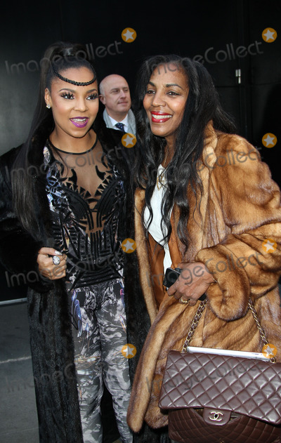 Tina Douglas Photo - February 13 2012 New York CitySinger Ashanti and her mother Tina Douglas made an appearance at Good Morning America on February 13 2012 in New York City