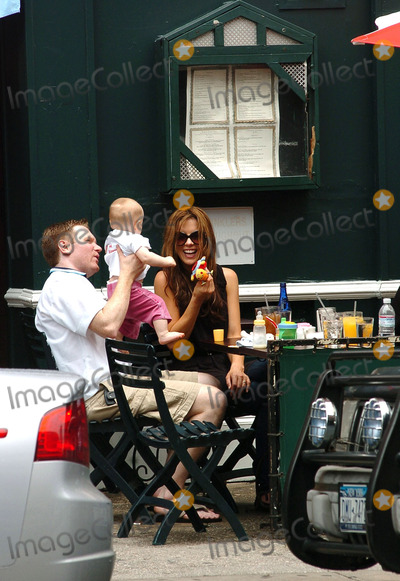 Len Wiseman,Kate Beckinsale Photo - NY CANDIDS