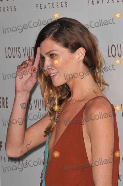 erin wasson tattoo. Erin Wasson at the Los Angeles