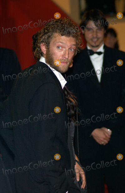 Vincent Cassel Photo - Actor VINCENT CASSEL at the Cannes Film Festival for the world premiere of his movie Irreversible24MAY2002   Paul Smith  Featureflash