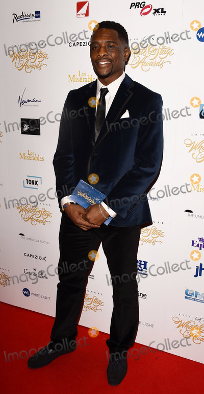 Adam Bernard Photo - London UK Adam Bernard at the 17th Annual Whats On Stage Awards held at The Prince Of Wales Theatre London on Sunday 19 February 2017 Ref LMK392 -61730-200217Vivienne VincentLandmark Media WWWLMKMEDIACOM