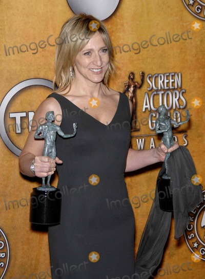 Edie Falco Photo - 14th Annual Screen Actors Guild Awards Pressroom