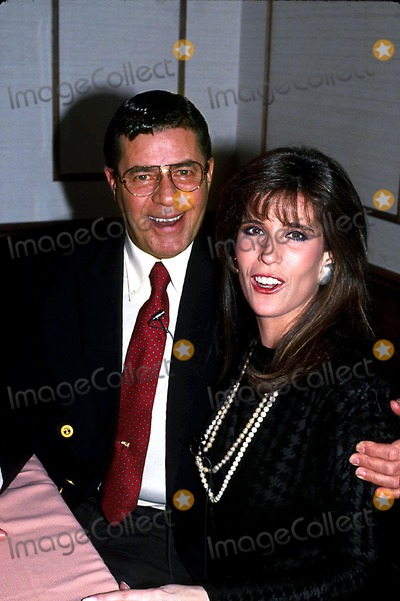 Jerry Lewis,Jill Rappaport Photo - Archival Pictures - Globe Photos - 84220