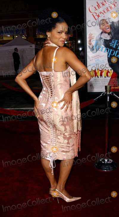 Victoria Rowell,Grauman's Chinese Theatre,Temptations Photo - The Fighting Temptations Premiere