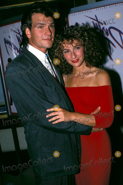 Jennifer Grey,Patrick Swayze Photo - Archival Pictures - Globe Photos - 57316