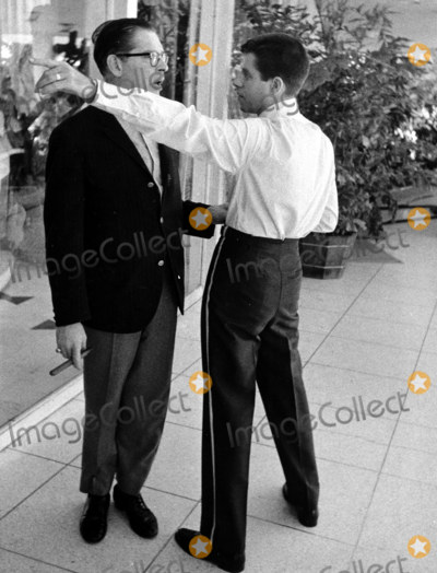 Jerry Lewis,Milton Berle Photo - Archival Pictures - Globe Photos - 84220