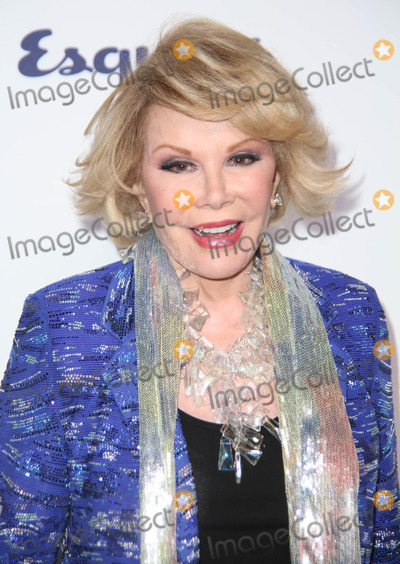 Joan Rivers Photos - NBC Uni Cable Upfront Presentation 2014 Red Carpet Arrivals the Javits Center NYC May 15 2014 Photos by Sonia Moskowitz Globe Photos Inc 2014 Joan Rivers