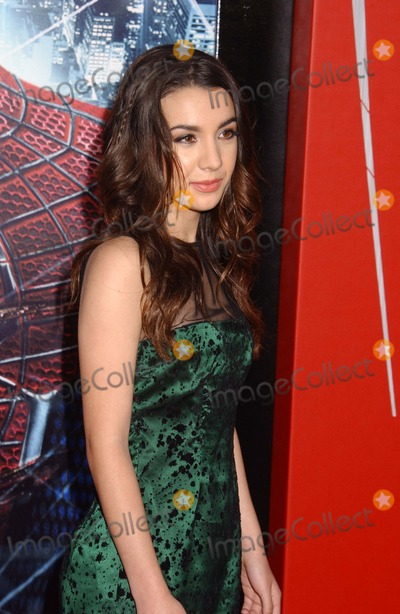 Spider Man,Spider-Man,Hannah Marks Photo - The Amazing Spider-man  Premiere Westwoodca