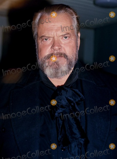 Orson Welles Photos - Photo Bob Noble Globe Photos Inc1976 Orson Welles