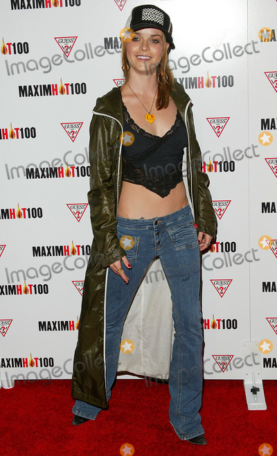 Taryn Manning Photo - Maxim Magazine Hot 100 2002 Party