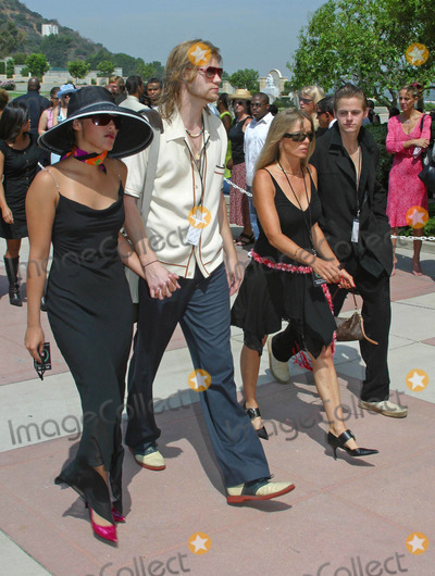 Rick James Photo - Rick James Memorial Service