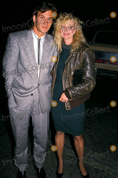Patrick Swayze,Lisa Niemi Photo - Archival Pictures - Globe Photos - 57316