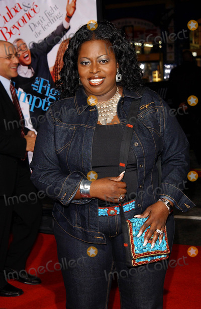 Angie Stone,Temptations Photo - The Fighting Temptations Premiere