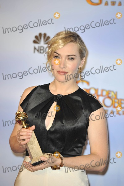 Kate Winslet Photo - The 69th Annual Golden Globes Beverly Hills Press Room