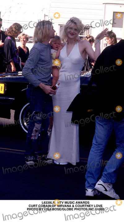 Courtney Love,Nirvana Photo - Archival Pictures - Globe Photos - 75144