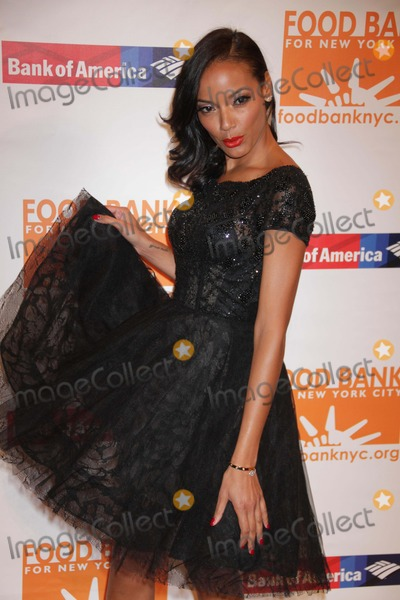 Selita Ebanks Photos - Selita Ebanks at Food Bank Can-do Awards Dinner at Cipriani Wall St 4-21-2015 John BarrettGlobe Photos