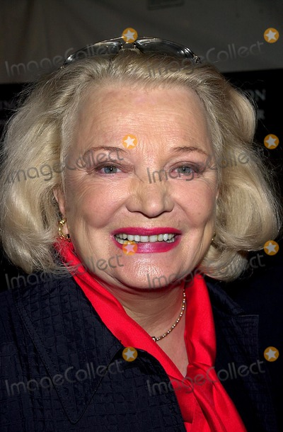 Gena Rowlands Photo - Archival Pictures - Globe Photos - 78456