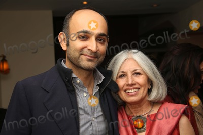 Aroon Shivdasani Photo -  the Reluctant Fundamentalist Screening For the Indian Film Festival the Big Theater NYC April 24 2013 Photos by Sonia Moskowitz Globe Photos Inc 2013 Mohsin Hamid Aroon Shivdasani