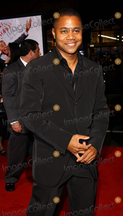 Temptations,Cuba Gooding JR,Cuba Gooding Jr.,Cuba Gooding, JR Photo - The Fighting Temptations Premiere