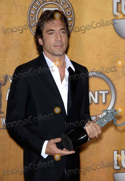 Javier Bardem Photo - 14th Annual Screen Actors Guild Awards Pressroom